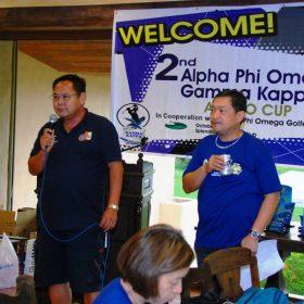 Gamma Kappa Golf Tournament