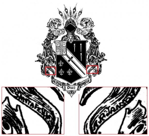 The αφω Coat Of Arms And Its Changes