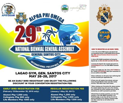 29th National Biennial Convention