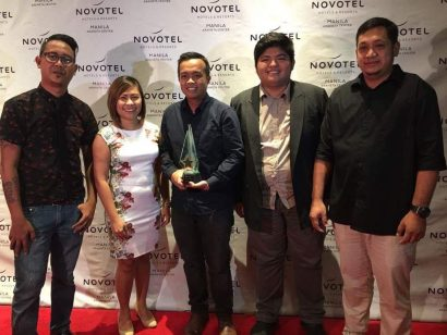 APO Brother wins at the 2016 PMPC Star Awards