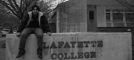 Visiting Lafayette
