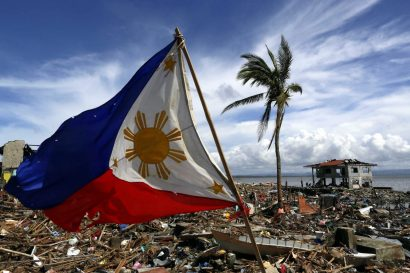 Message on the occassion of the Haiyan Typhoon Tragedy
