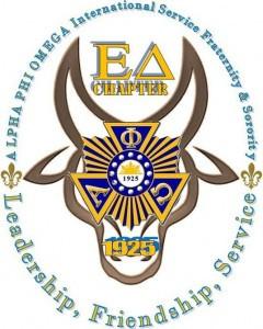 Epsilon Lambda Chapter logo