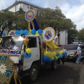 APO Bacolod joins Maskara Festival Parade