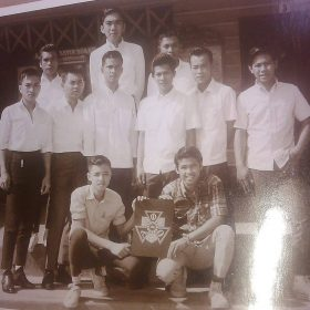 PHI chapter circa 1960's