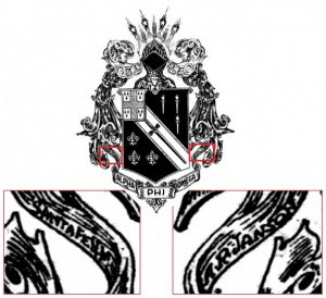 Coat of Arms - Janson