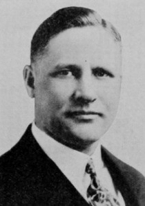 An early photo of Bro. Ray O. Wyland