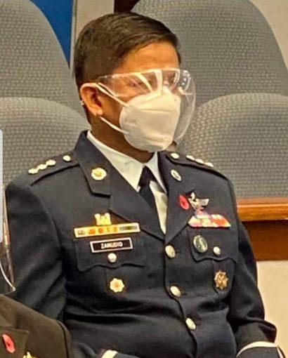Gamma Nu bro promoted to Brigadier General of PAF