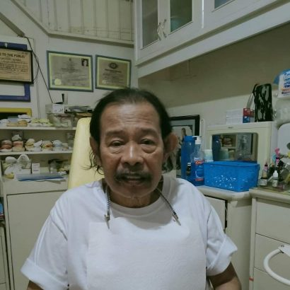 Rest in Peace, Past National President Geoffrey Pungutan, Al Haj